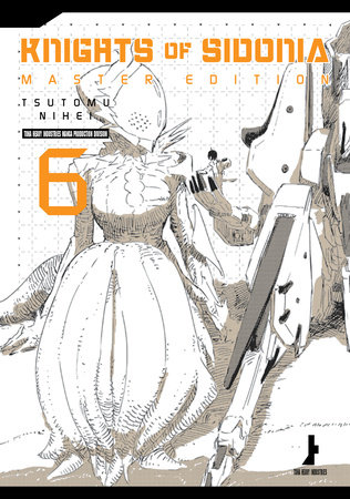 Knights of Sidonia Master Edition, volume 6 by Tsutomu Nihei