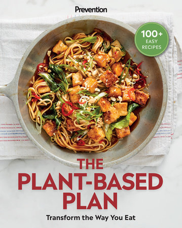 Prevention The Plant-Based Plan by