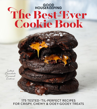 Good Housekeeping The Best-Ever Cookie Book by
