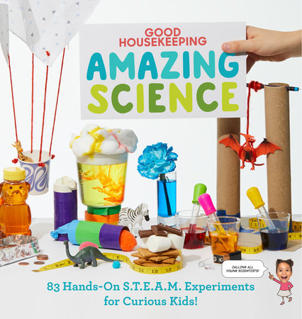 Good Housekeeping Amazing Science by