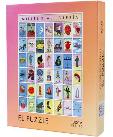 Millennial Lotería: El Puzzle by