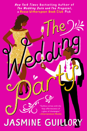 The Wedding Party Book Cover Picture