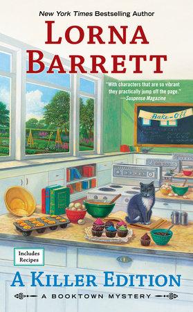 A Killer Edition by Lorna Barrett