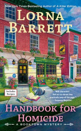 Handbook for Homicide by Lorna Barrett
