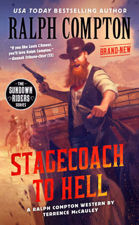 Ralph Compton Stagecoach to Hell