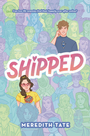 Shipped by Meredith Tate