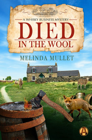 Died in the Wool by Melinda Mullet