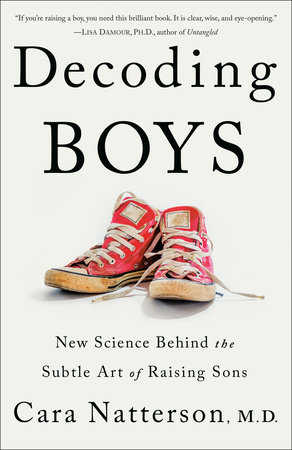 Decoding Boys by Cara Natterson