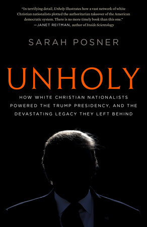 Unholy by Sarah Posner