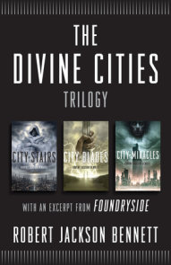 The Divine Cities Trilogy