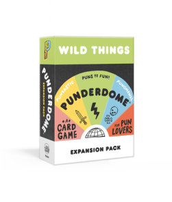 Punderdome Wild Things Expansion Pack