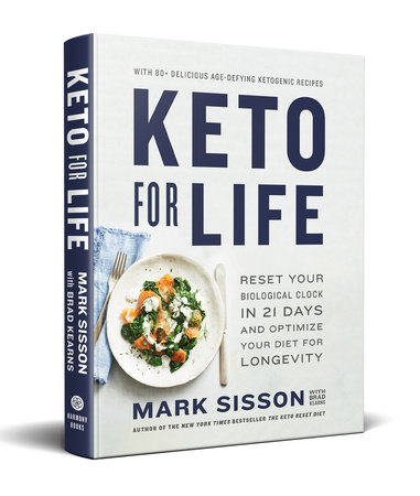 Keto for Life by Mark Sisson and Brad Kearns
