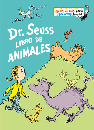 Dr. Seuss Libro de animales (Dr. Seuss's Book of Animals Spanish Edition) by Dr Seuss