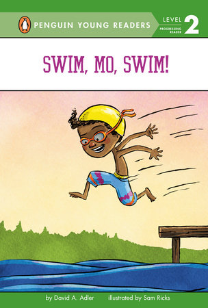 Swim, Mo, Swim! by David A. Adler