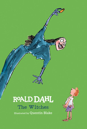 The Witches by Roald Dahl | PenguinRandomHouse com: Books