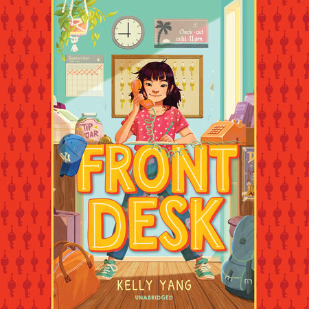 Front Desk by Kelly Yang