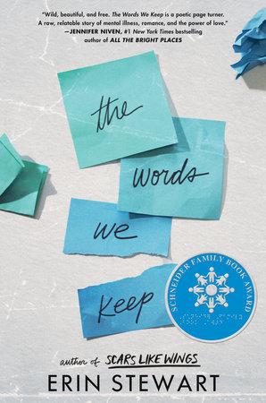The Words We Keep by Erin Stewart
