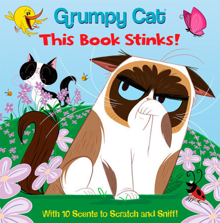 This Book Stinks! (Grumpy Cat) by Christy Webster