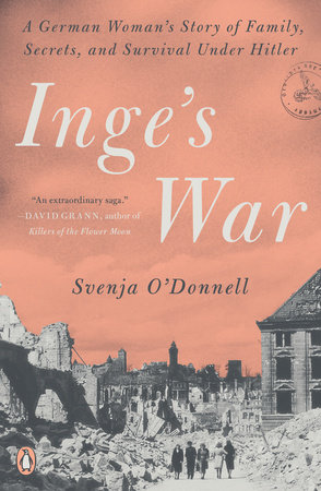 Inge's War by Svenja O'Donnell