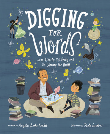 Digging for Words by Angela Burke Kunkel
