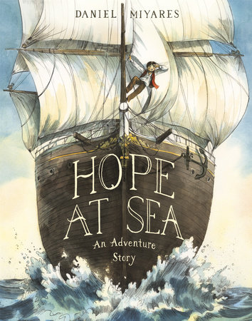 Hope at Sea by Daniel Miyares