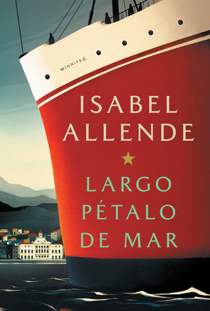Largo pétalo de mar by Isabel Allende