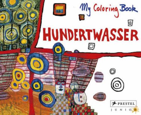My Painting Book Hundertwasser
