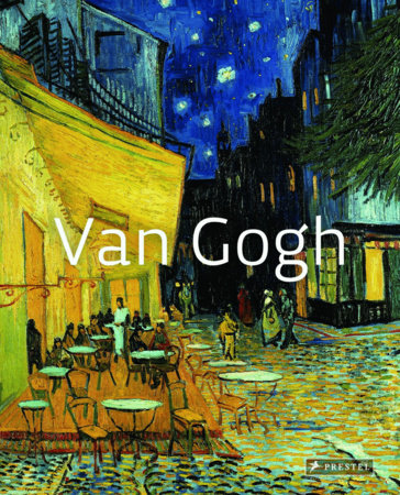 Vincent Van Gogh by Paola Rapelli