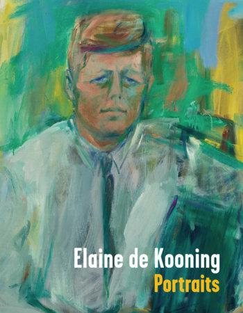 Elaine de Kooning by Brandon Brame Fortune
