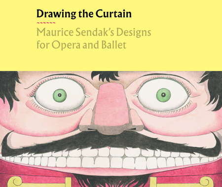 Drawing the Curtain by Rachel Federman