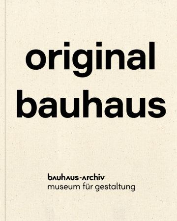 Original Bauhaus Catalogue by