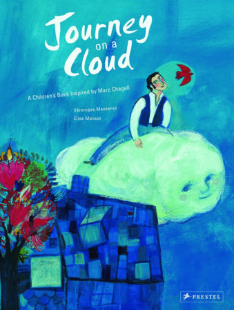 Journey on a Cloud by Veronique Massenot