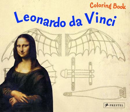 Leonardo Da Vinci by Annette Roeder