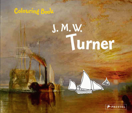 Coloring Book Turner by
