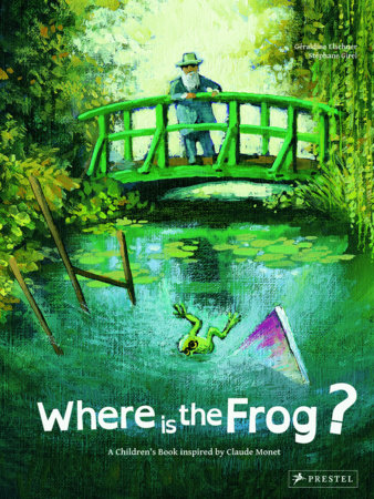 Where is the Frog? by
