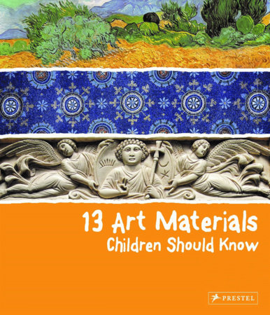 13 Art Materials Children Should Know by Narcisa Marchioro