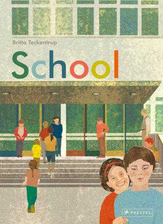 School by Britta Teckentrup