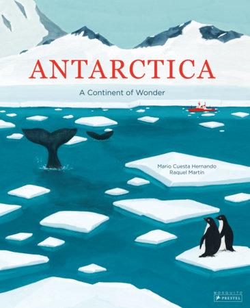 Antarctica by Mario Cuesta Hernando