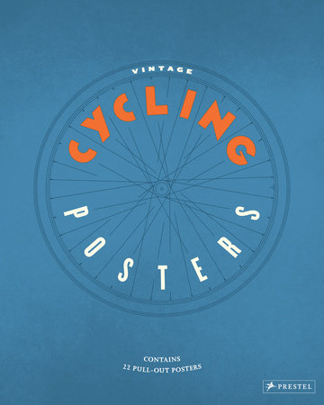 Vintage Cycling Posters by Andrew Edwards