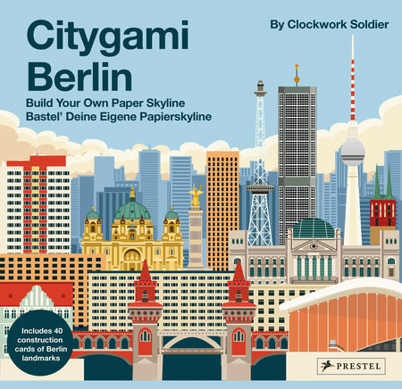 Citygami Berlin by Clockwork Soldier