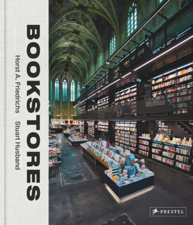 Bookstores by Stuart Husband