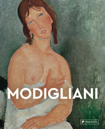 Modigliani by Olaf Mextorf