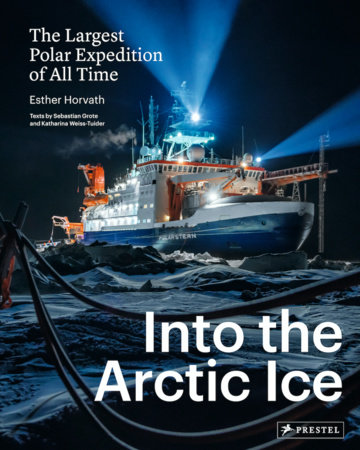 Into the Arctic Ice by Esther Horvath
