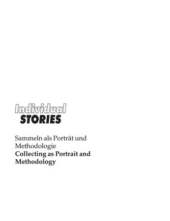 Individual Stories by