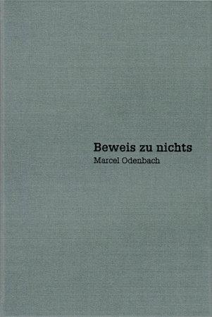 Marcel Odenbach by Jorg Heiser, Maria Muhle, Vanessa Joan Muller and Nicolaus Schafhausen