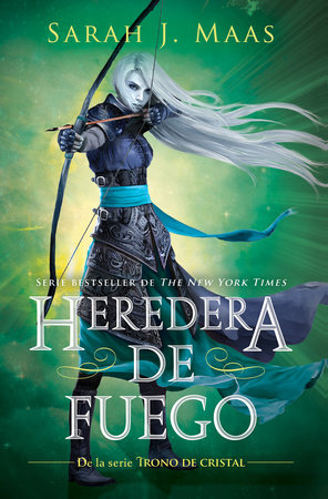 Heredera del fuego  / Heir of Fire by Sarah J. Maas