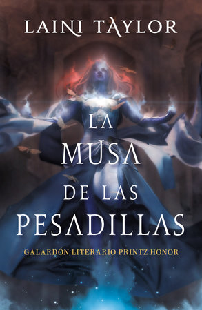 La musa de las pesadillas / Musa of Nightmares by Laini Taylor