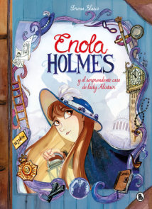 Enola Holmes y el sorprendente caso de Lady Alistair / Enola Holmes: The Case of the Left - Handed Lady