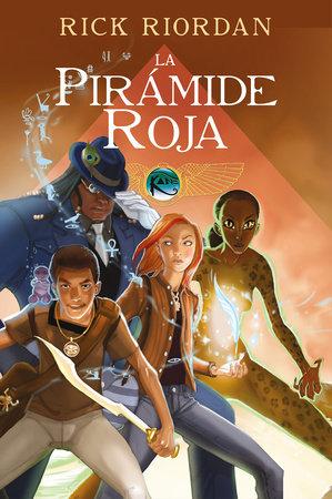 La pirámide roja. Novela gráfica / The Red Pyramid: The Graphic Novel