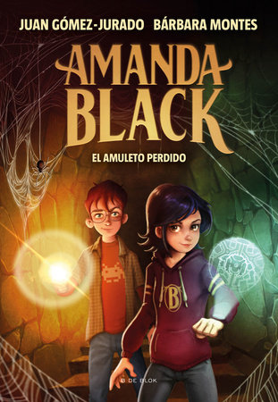 El amuleto perdido / The Lost Amulet by Juan Gomez-Jurado